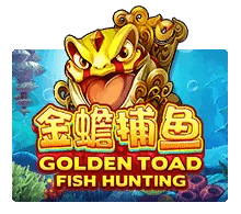 Gold Toad Fish