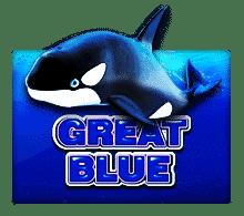 รีวิวเกมสล็อต Great Blue